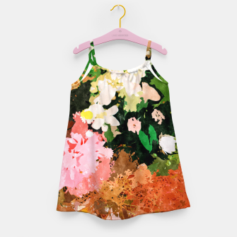 Miniatur Floral Gift II Girl's dress, Live Heroes