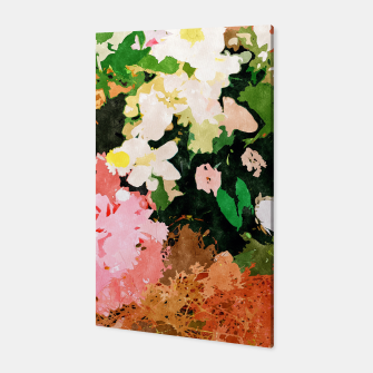 Miniatur Floral Gift II Canvas, Live Heroes