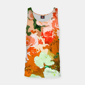 Thumbnail image of Velvet Floral Tank Top, Live Heroes