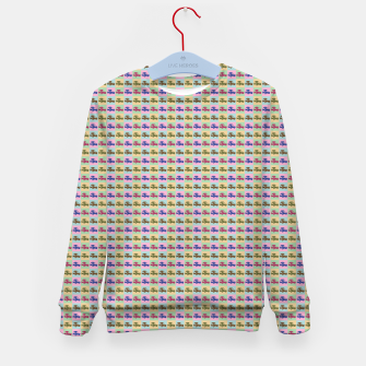 Thumbnail image of Beetle Kid's sweater, Live Heroes
