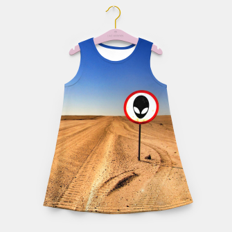 Thumbnail image of Watch out Girl's summer dress, Live Heroes