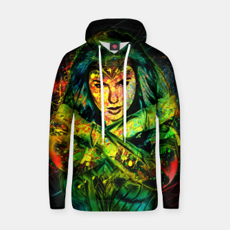 Thumbnail image of Wonder Woman Hoodie, Live Heroes