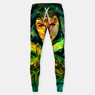 Thumbnail image of Wonder Woman Sweatpants, Live Heroes