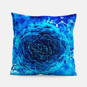 Thumbnail image of bacteria wsstd Pillow, Live Heroes
