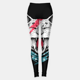 Miniaturka Cat Rock Leggings, Live Heroes