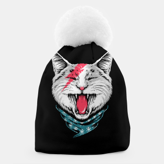 Thumbnail image of Cat Rock Beanie, Live Heroes