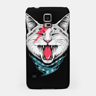 Thumbnail image of Cat Rock Samsung Case, Live Heroes