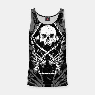 Miniaturka Coffin and Reaper Tank Top, Live Heroes