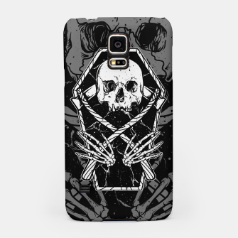 Miniaturka Coffin and Reaper Samsung Case, Live Heroes