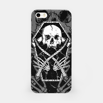 Miniaturka Coffin and Reaper iPhone Case, Live Heroes
