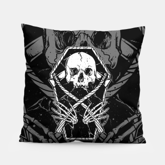 Miniaturka Coffin and Reaper Pillow, Live Heroes