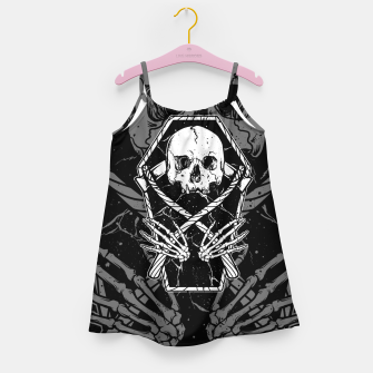 Miniaturka Coffin and Reaper Girl's dress, Live Heroes