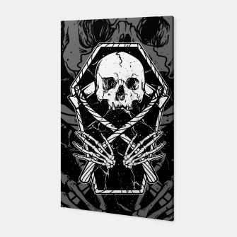 Miniaturka Coffin and Reaper Canvas, Live Heroes