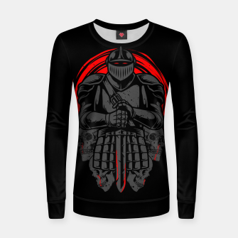 Thumbnail image of Death Knight Women sweater, Live Heroes