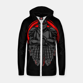 Thumbnail image of Death Knight Zip up hoodie, Live Heroes
