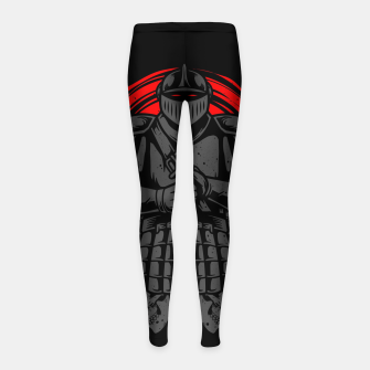 Thumbnail image of Death Knight Girl's leggings, Live Heroes