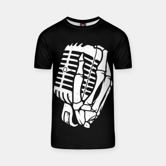Thumbnail image of Death Singer T-shirt, Live Heroes