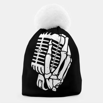 Thumbnail image of Death Singer Beanie, Live Heroes
