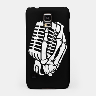 Thumbnail image of Death Singer Samsung Case, Live Heroes