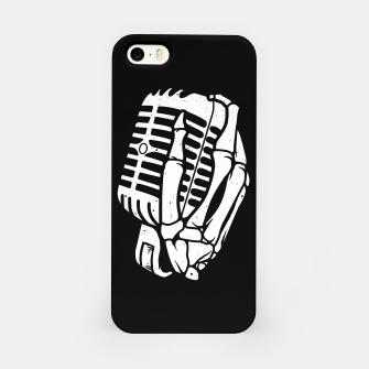 Thumbnail image of Death Singer iPhone Case, Live Heroes