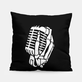 Thumbnail image of Death Singer Pillow, Live Heroes