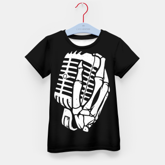Thumbnail image of Death Singer Kid's t-shirt, Live Heroes