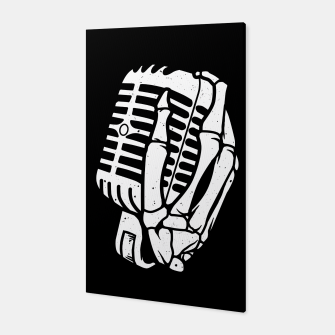 Thumbnail image of Death Singer Canvas, Live Heroes