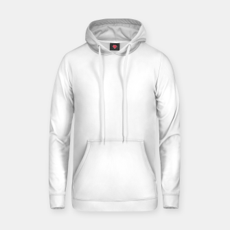 Miniaturka Solid Bright White  Hoodie, Live Heroes