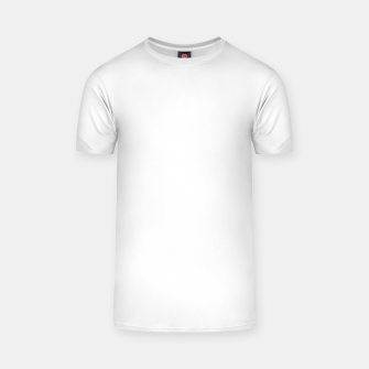 Thumbnail image of Solid Bright White  T-shirt, Live Heroes