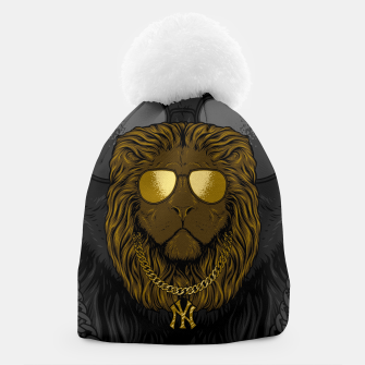 Miniatur King of Hip Hop Beanie, Live Heroes