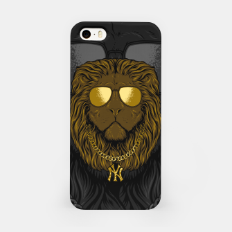 Miniatur King of Hip Hop iPhone Case, Live Heroes
