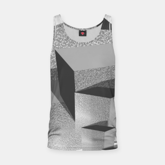 Thumbnail image of Squares Tank Top, Live Heroes