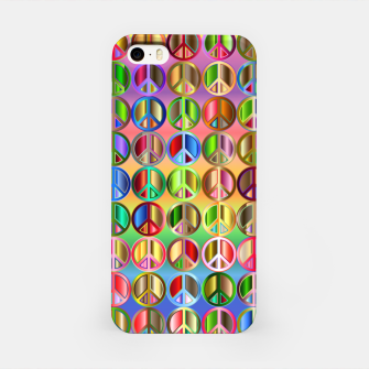 Thumbnail image of Colorfull peace iPhone Case, Live Heroes