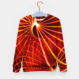 Thumbnail image of Spiral Kid's sweater, Live Heroes