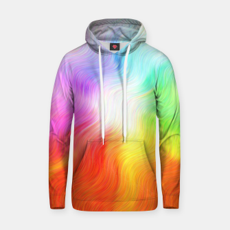 Thumbnail image of Psychedelic waves Hoodie, Live Heroes