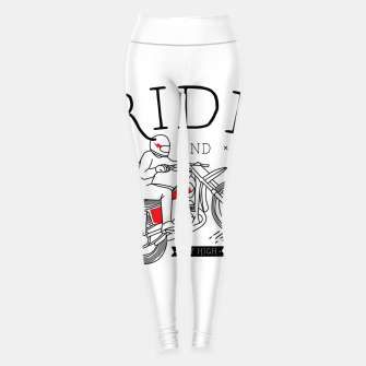 Miniatur Ride and Fly High Leggings, Live Heroes