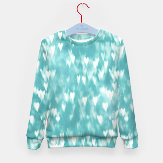 Thumbnail image of Hearts Kid's sweater, Live Heroes