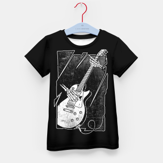 Thumbnail image of Guitarist Kid's t-shirt, Live Heroes