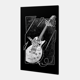 Thumbnail image of Guitarist Canvas, Live Heroes