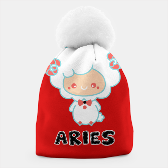 Thumbnail image of aries Beanie, Live Heroes