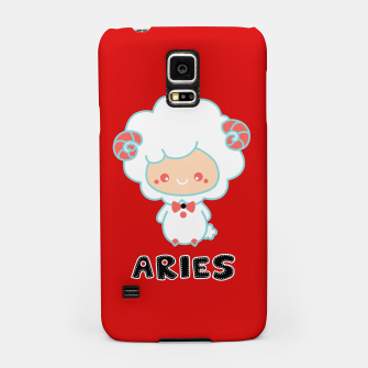 Thumbnail image of aries Samsung Case, Live Heroes