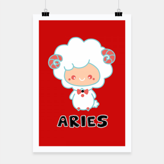 Thumbnail image of aries Poster, Live Heroes