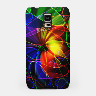 Thumbnail image of Psychedelic Fractal Samsung Case, Live Heroes