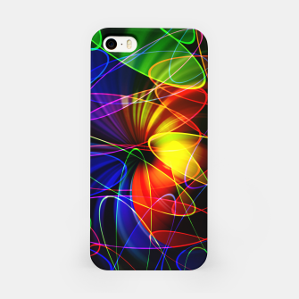 Thumbnail image of Psychedelic Fractal iPhone Case, Live Heroes
