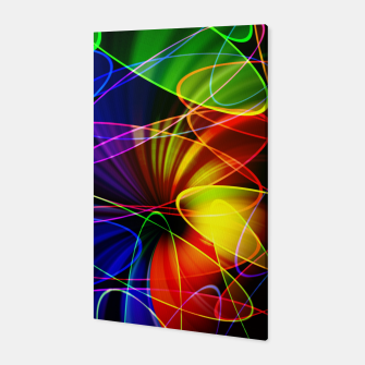 Thumbnail image of Psychedelic Fractal Canvas, Live Heroes