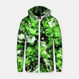 Thumbnail image of Splash Zip up hoodie, Live Heroes