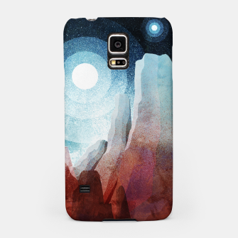 Thumbnail image of A rocky World Samsung Case, Live Heroes