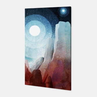Thumbnail image of A rocky World Canvas, Live Heroes