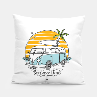 Thumbnail image of Summer Time Pillow, Live Heroes