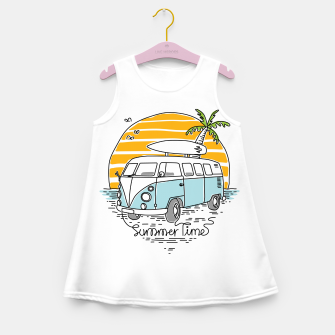 Thumbnail image of Summer Time Girl's summer dress, Live Heroes